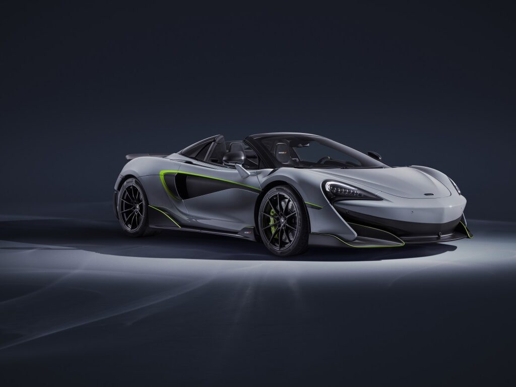 Fast Cars HD Background 1