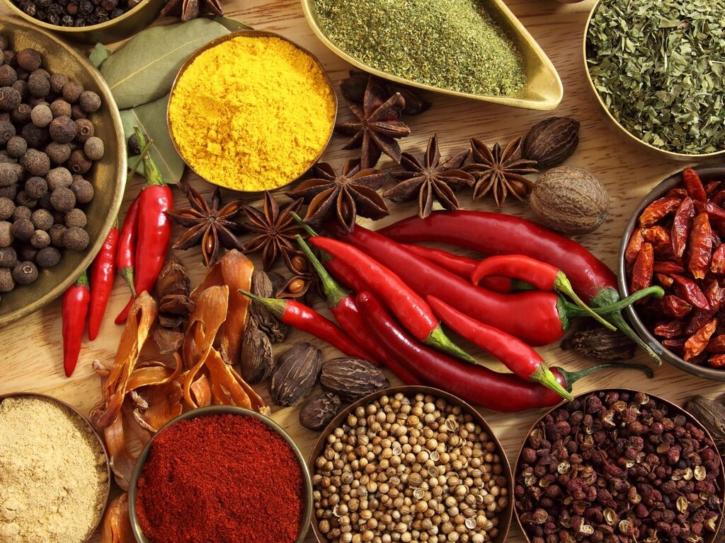 All Spices Photography