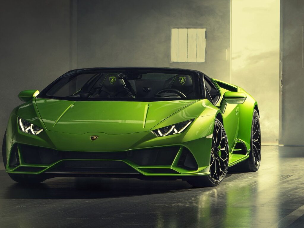Fast Cars HD Background 10