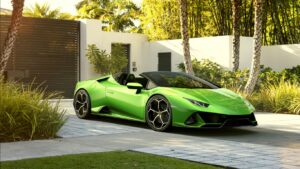 Fast Cars HD Background 11